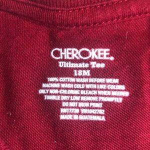 Cherokee Shirts & Tops - Boys Cherokee long sleeves.